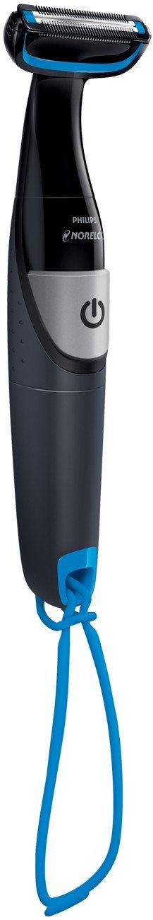 Philips Norelco BG1026/60, Bodygroom Series 1100, Showerproof Body Hair Trimmer and Groomer for Men