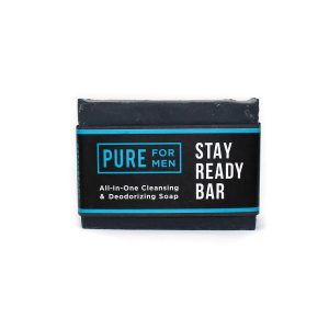 Stay Ready Bar | Pure for Men's Stay Ready Hygiene Collection