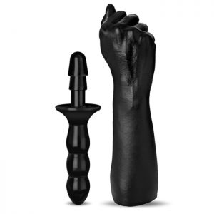 TitanMen The Fist Fisting Dildo with Vac-U-Lock Compatible Handle 11.1 inches