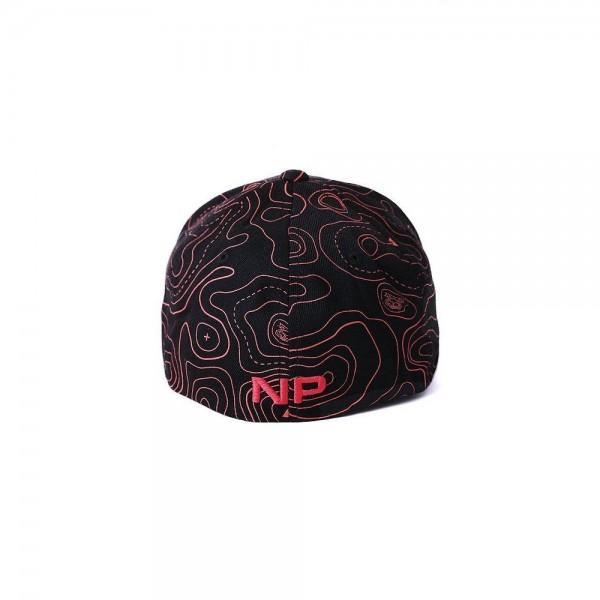 Nasty Pig ELEVATE SNOUT Cap SS20 | Black & Orange