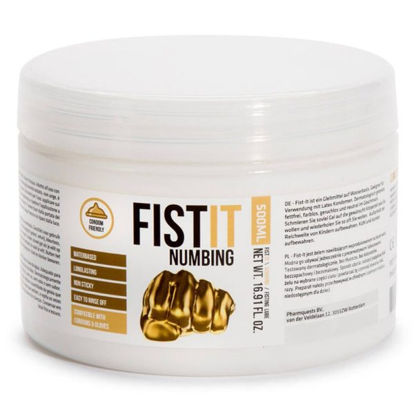 FIST IT Numbing Lubricant