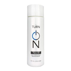 Turn On Water and Silicone Infused Hybrid Lubricant,