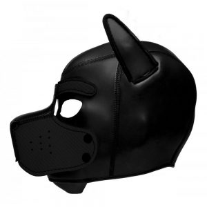 SPIKE NEOPRENE PUPPY HOOD