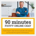 This service includes a 90-minute conversation with Fistfy Expert. Ask anything related to Anal Fisting. We help and you can chat with us in online chat.