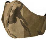 Camouflage Adjustable Face Mask
