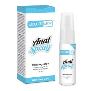 Smoothglide Anal Relaxing Spray