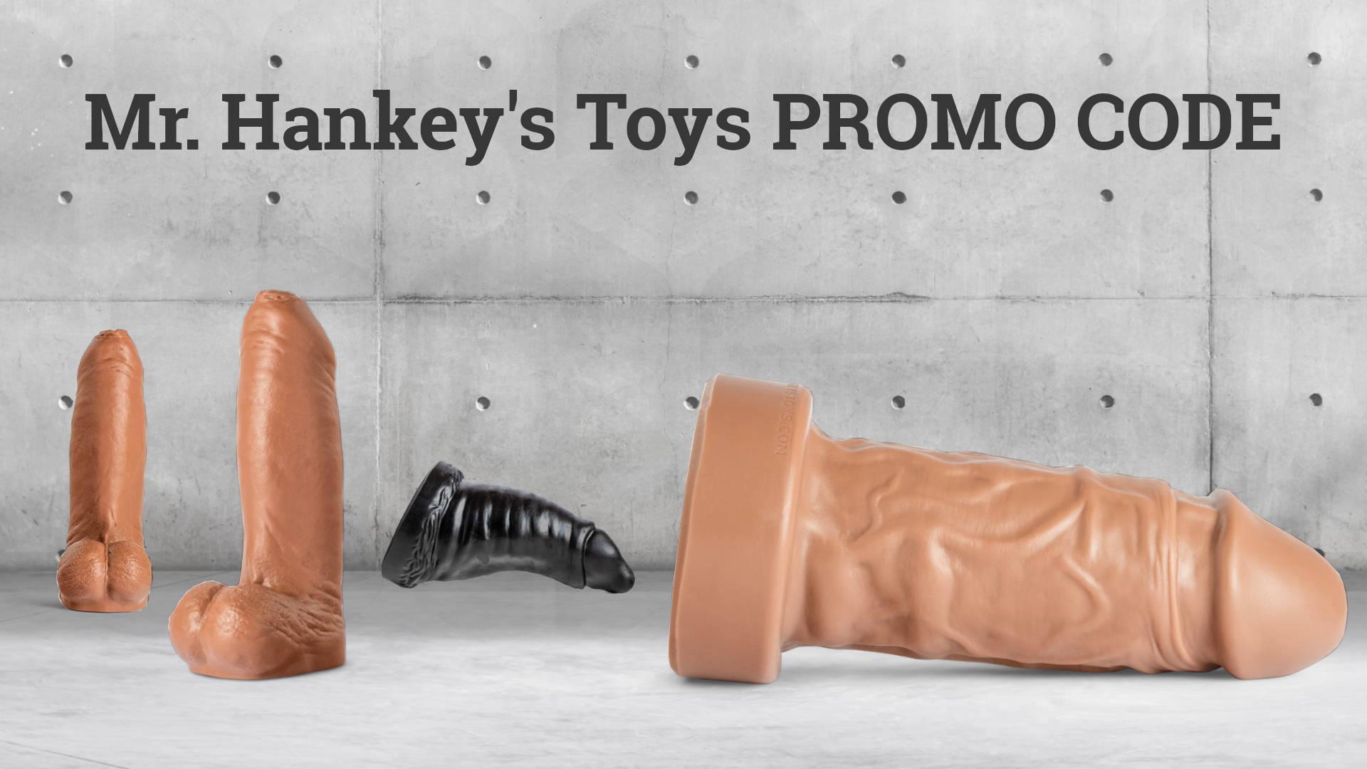 Mr. Hankeys Toys promo code