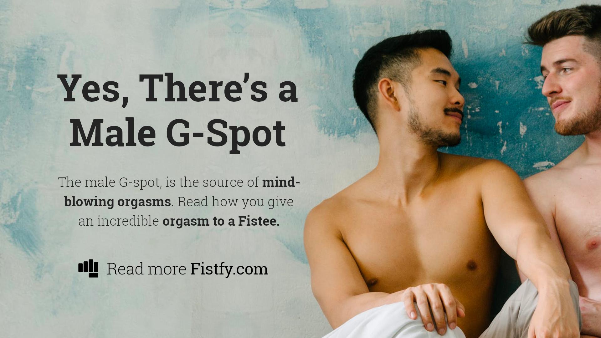 Male G-Spot