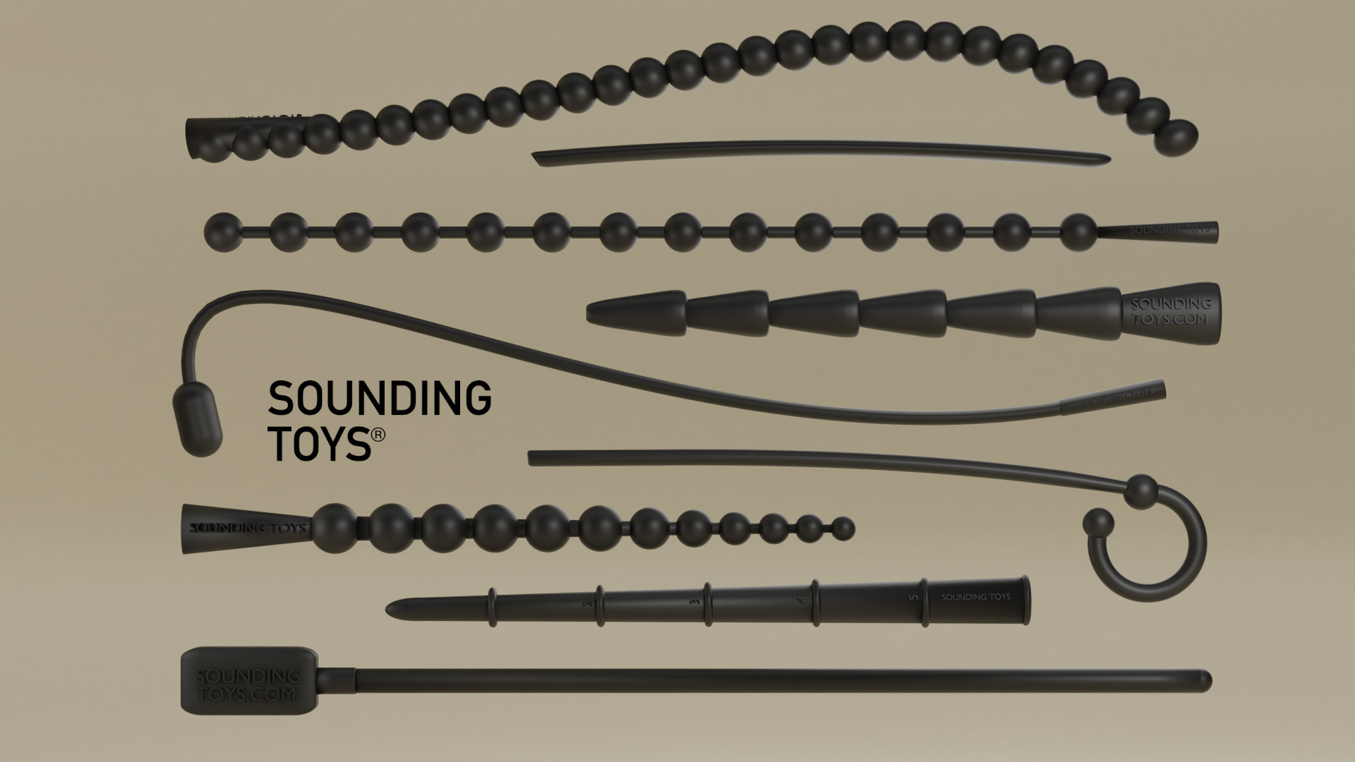 Sounding Toys®