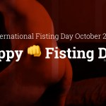 Happy Horny 👊 Fisting Day! International Fisting Day 2021 October 21st